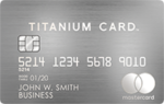 法人ラグジュアリーカード Mastercard Titanium Card Business